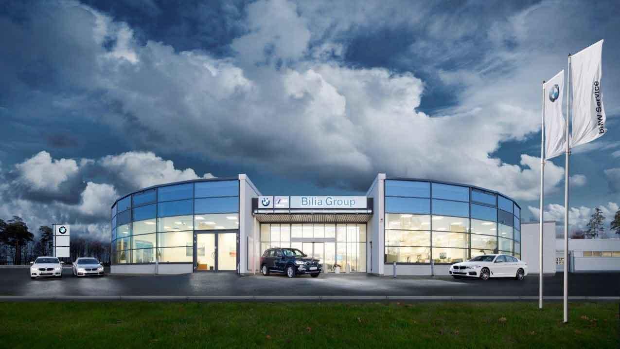 Bilia Group är Officiell Bilpartner till Älvsvingen