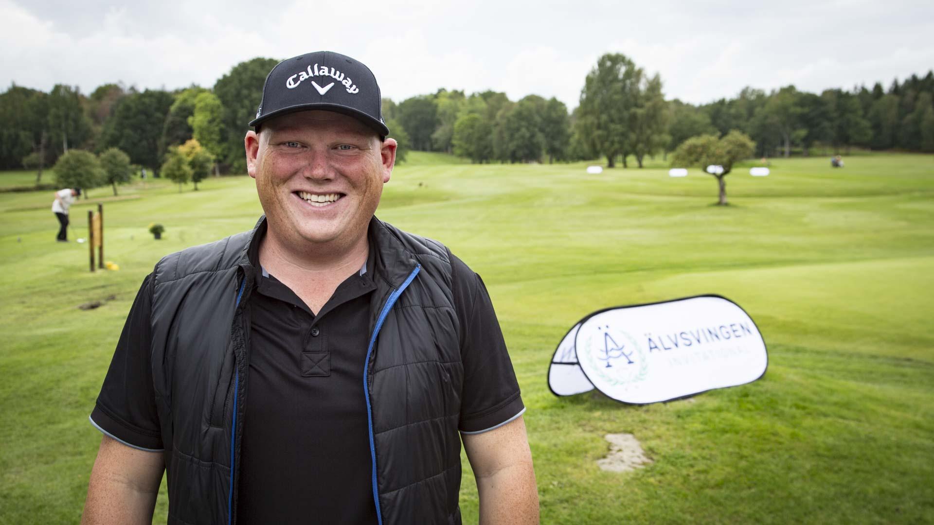 Callaway har golfsveriges gladaste medarbetare