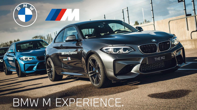 Stötta Barncancerfonden tillsammans med BMW Driving Experience och vinn en körupplevelse